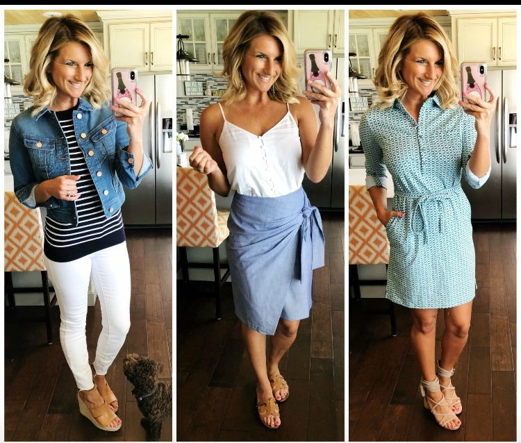Pin by Kimberly Belfi on Trunk Club Inspiration | Casual mom style .