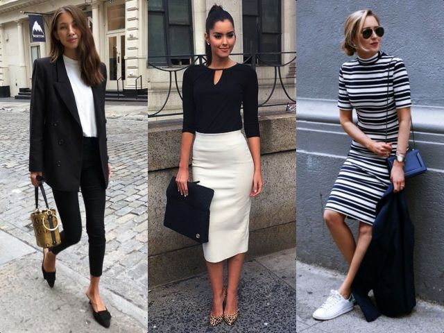 Non-Boring Work Outfits Ideas for Career Women | Business casual .