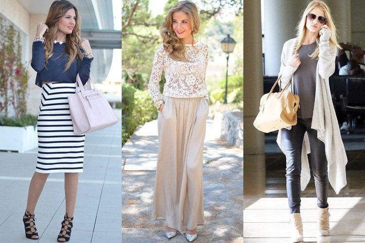 Casual Work Outfits for Women in 30s – fashiontur.com in 2020 .