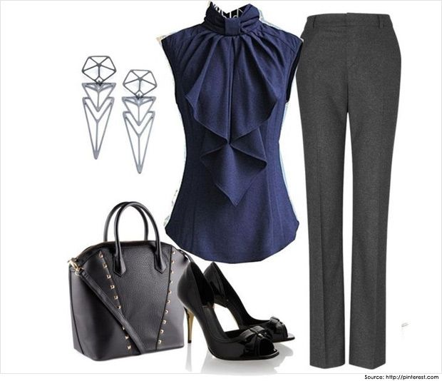Business Casual Wear for Women in 30's | Casual Outfits | Business .