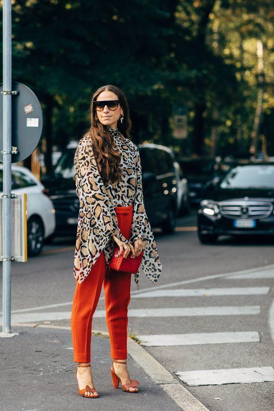 20 Ways to Wear your Favorite Leopard Pieces in 2019 | Milan .