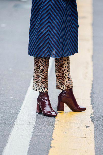 Take notes from Milan Fashion Week's best street style .