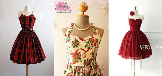Inspiring New Christmas Outfits & Dresses Ideas For Girls & Women .