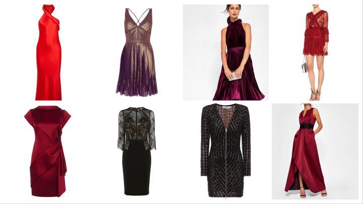 Christmas and New Years Eve Dress Ideas – Anda's Li