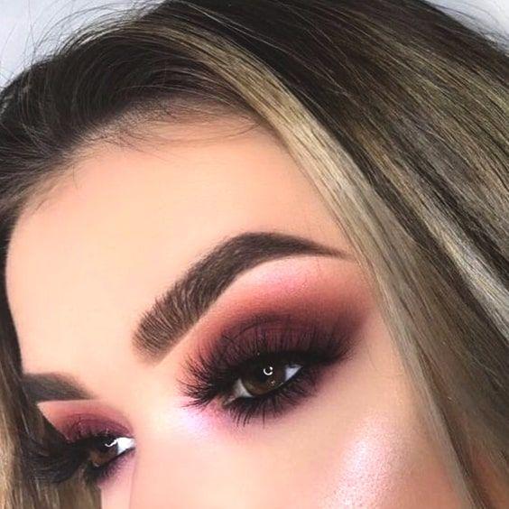 12 Festive Christmas Makeup Ideas | Gorgeous makeup, Makeup looks .