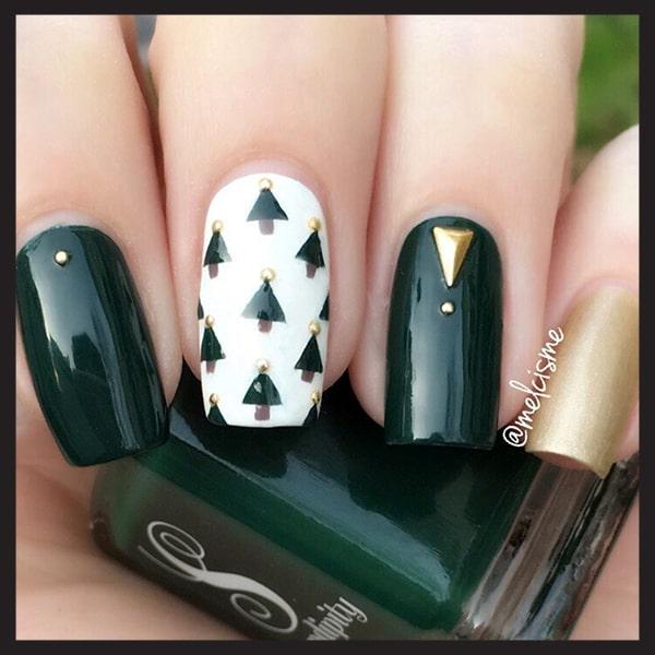 christmas-nail-art-design-ideas-green-christmas-trees-nails-min .