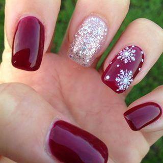 A touch of razzle dazzle. | Festival nails, Nails, Nail desig