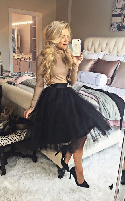 15 Chic office Christmas Party Outfit Ideas - Page 14 of 16 .