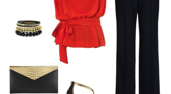 """Christmas office party outfit"""" by Amour Propre on Polyvore ."""