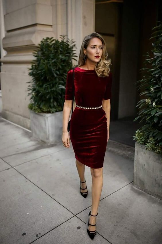 50+ Skirt And Blouse For Office Outfit Ideas | Party dress classy .