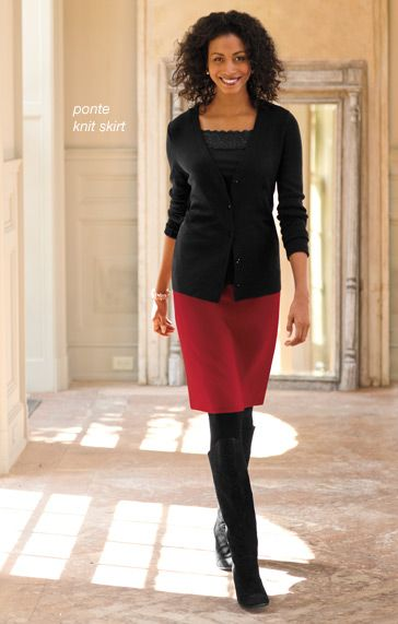 Women's Plus Size Skirts: A-line, Pencil & More | J.Jill .