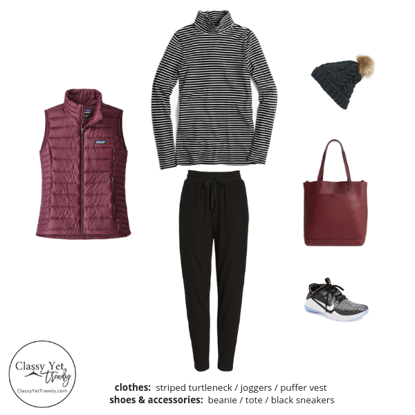 The Athleisure Capsule Wardrobe: Winter 2018/2019 Collection .