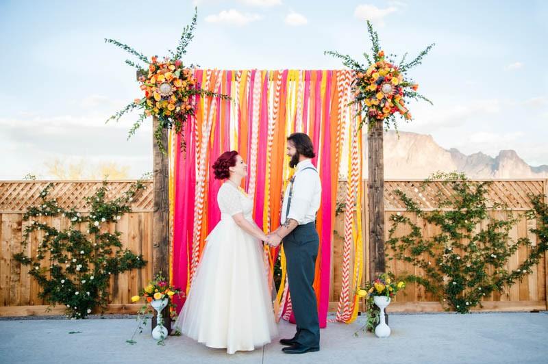 BRIGHT & COLORFUL WEDDING IDEAS | Bespoke-Bride: Wedding Bl