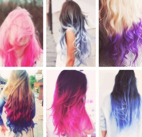 20 Cool Ombre Hair Color Ideas - PoPular Haircuts | Hair styles .