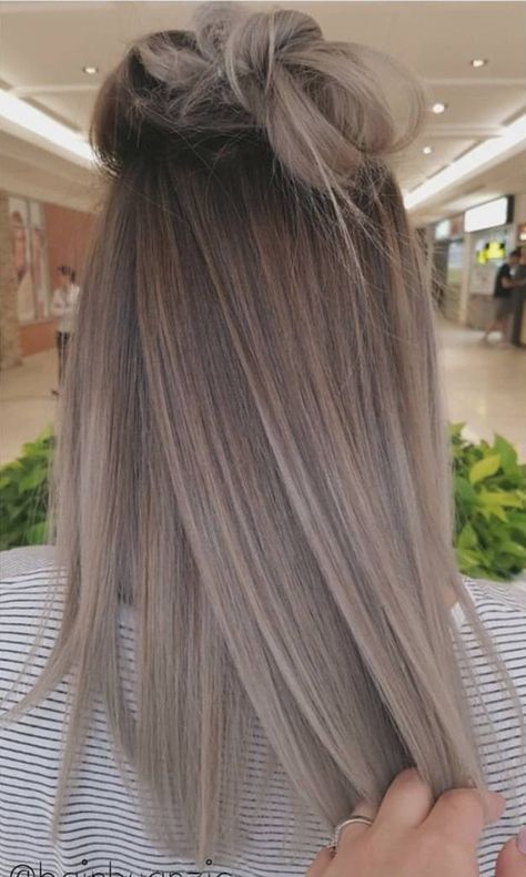 25 Cool Hair Color Ideas to Try in 2017 (With images) | Hair styl