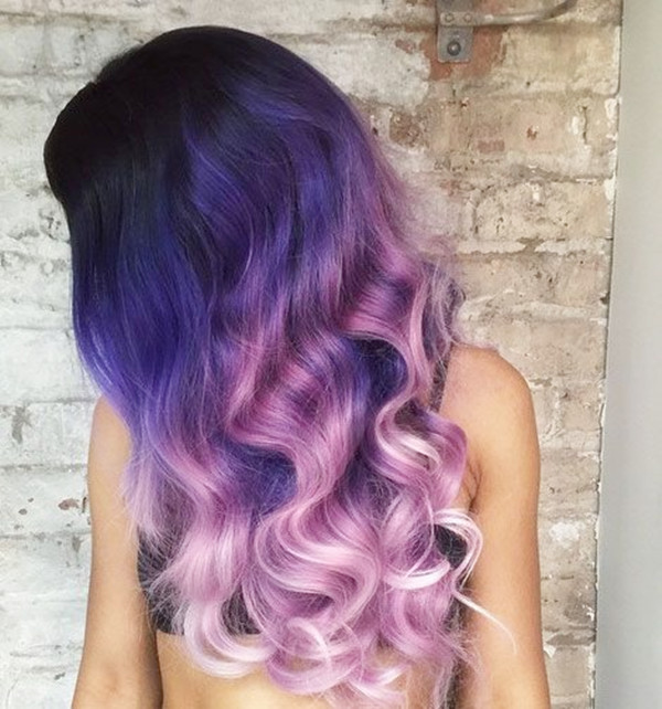 14 Cool Two-tone Hair Styles & Trendy Hair Color Ideas .
