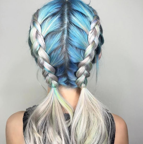 35 Cool Hair Color Ideas to Try in 2018 - theFashionSp