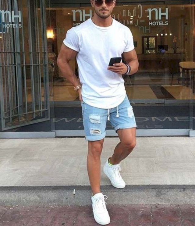 25+ Awesome Men's Fashion Summer Ideas To Steal The Look – Uniq L