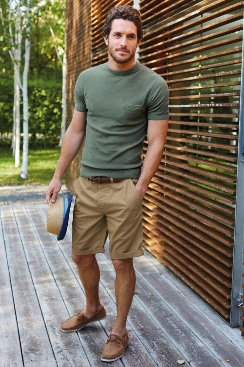 29 Relaxed Yet Stylish Men Vacation Outfits | Mens summer outfits .