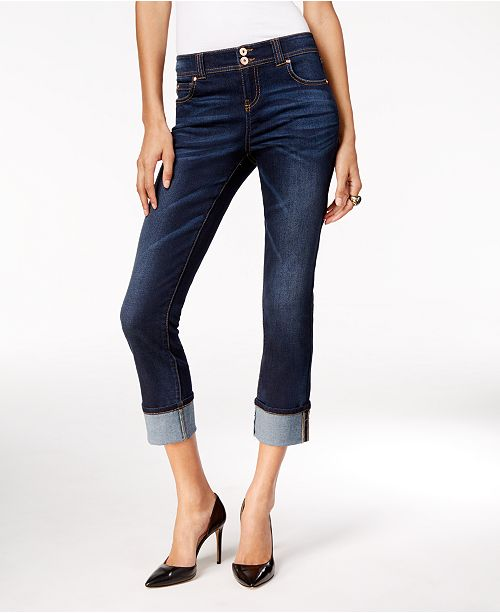INC International Concepts INC Cropped Jeans, Created for Macy's .