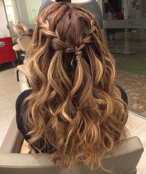 25 Special Occasion Hairstyles | Long hair styles, Long hair updo .
