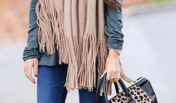 Super Cute Fall Outfit Ideas 2019 - ClassyStyl