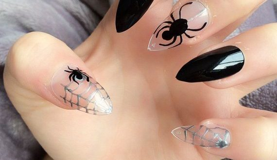 doobys-stiletto-nails-spider-cobweb-24-hand-painted-nails-gore .