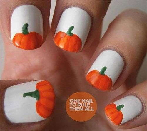 100+ Halloween Nail Art Design Ideas Just For Yo