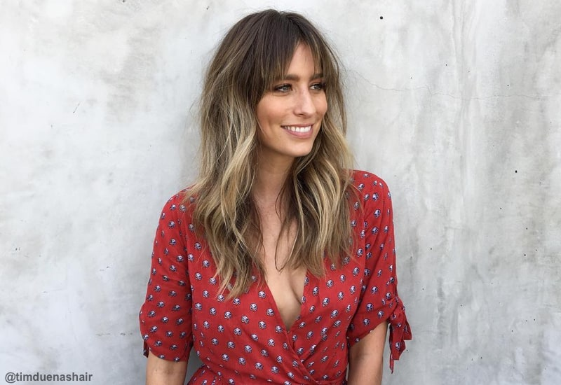 31 Hottest Layered Hairstyles and Cuts for Long Ha