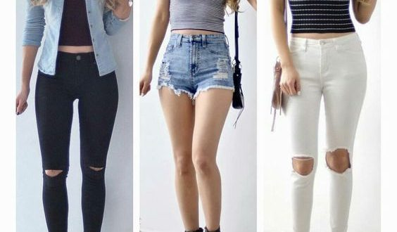 15 Amazing Inspiration Of Cute Outfits For Daily Occassion .