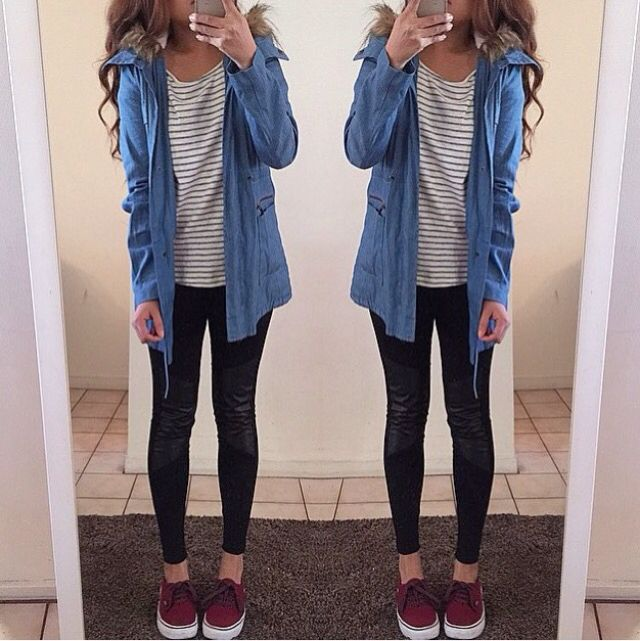 Cute outfit for a rainy fall day | Cute rainy day outfits, Cute .