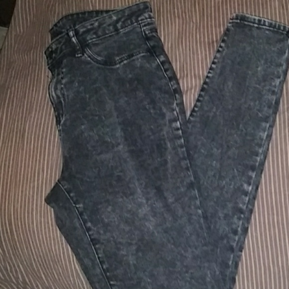 Faded Glory Jeans | Cute Skinny Like New | Poshma