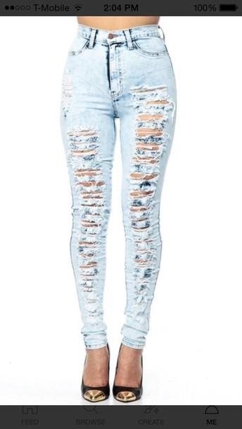 jeans, acid wash, blue, skinny jeans, cute, pockets, gold, black .