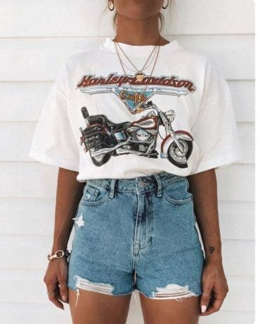 22+ Casual Summer Outfits To Copy in 2020 | Summer outfits for .
