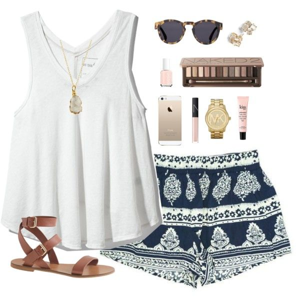 40 Best Polyvore Summer Outfit Ideas 2020 - Pretty Desig