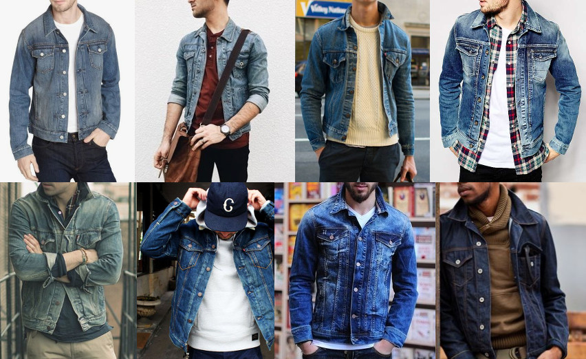 How to Wear a Denim Jacket | The Art of Manline