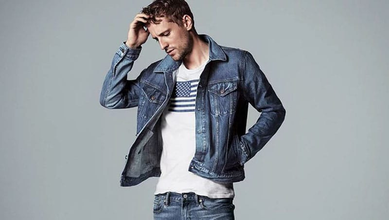 What to Wear with a Denim Jacket - The Trend Spott