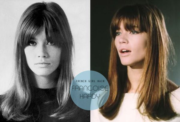 ADORED VINTAGE: French Girl Inspired Hairstyles | Long hair styles .