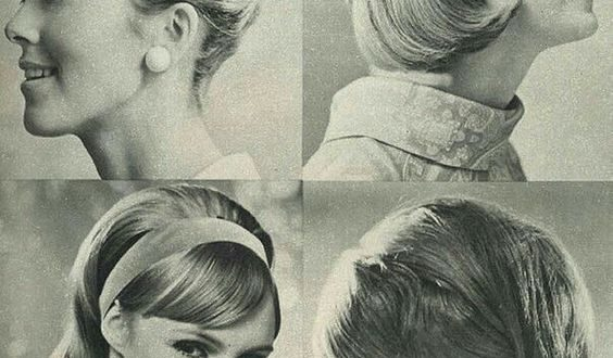 15 DIY Inspirational Vintage Hair Style For Woman That Will Look .