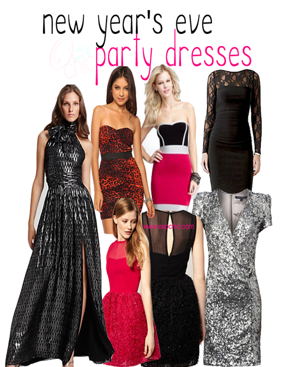 New Year's Party Dresses | O So Chic Bl