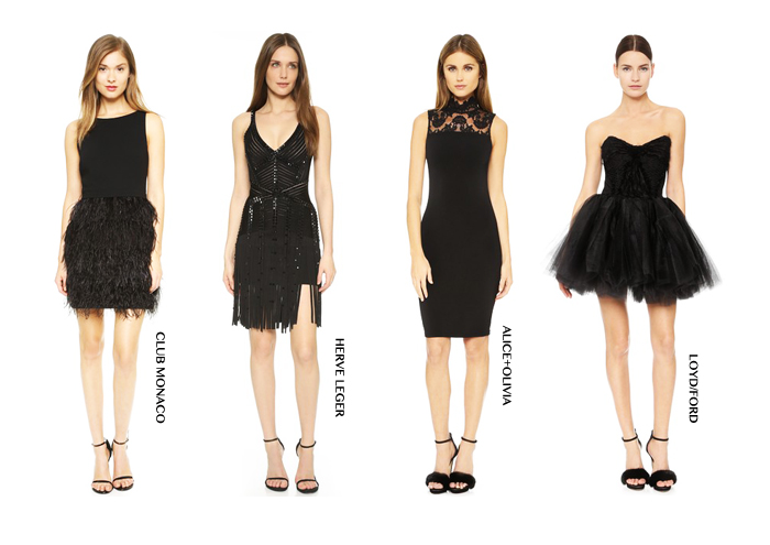 Gorgeous Dresses for New Year Par