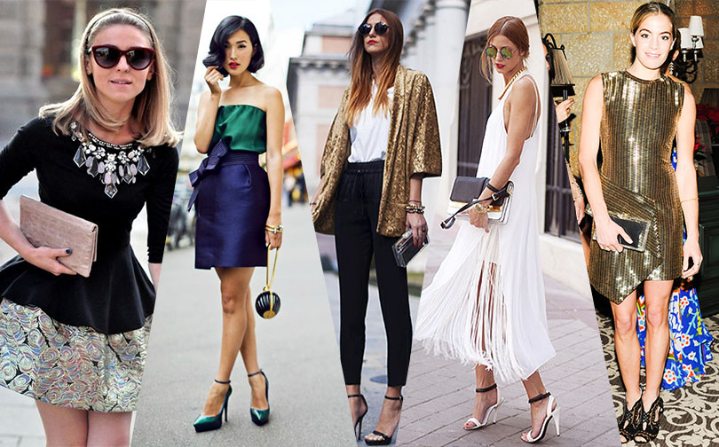 New Year's Party Outfit Ideas For Stylish Ladies and Gen