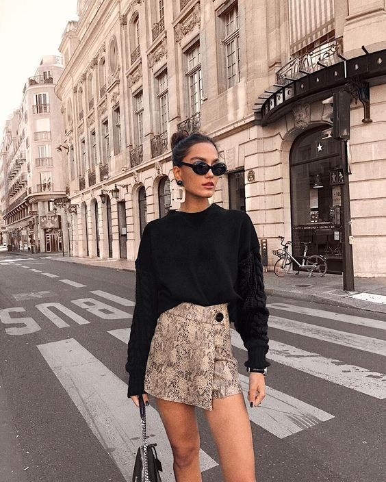 16 Chic and Easy Fall Outfit Ideas #streetstyle #outfits .