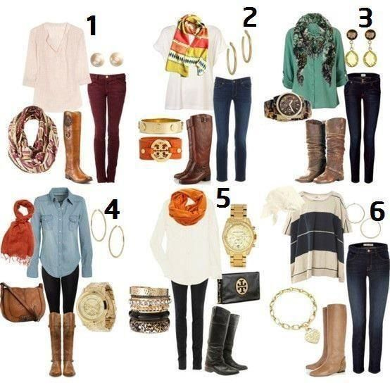Casual Outfit Ideas | Easy casual outfit ideas. | My Style. Now I .