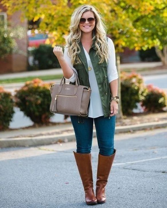 49 Perfect Warm Outfit Ideas To Be Best Woman Thanksgiving Style .