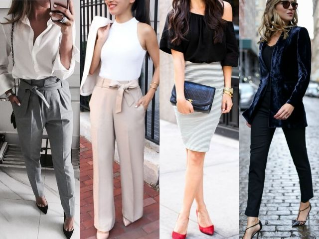Essentials to Build Capsule Wardrobe for Work | Fashion, Cute .