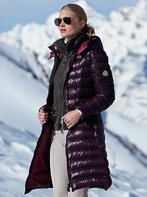 moncler moka black - best winter parka ever. | Moncler jacket .
