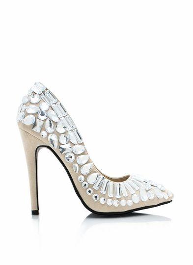 Priceless Gems Single-Sole Heels | Single sole heels, Heels, Walk .