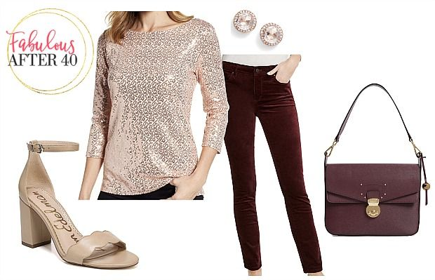 Casual New Year's Eve Outfits that Ooze Relaxed Glam - | Eve .