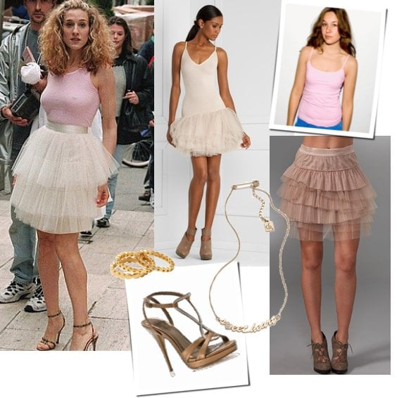 Carrie Bradshaw Inspired New Year's Eve Outfit Ideas | POPSUGAR .
